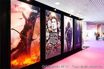 Stand Square Enix (IDEF 2012)