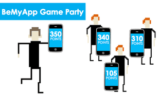 BeMyApp Game Party