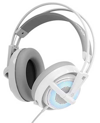 Casque SteelSeries Siberia v2 Frost Blue