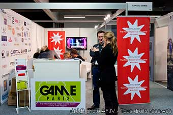 GAME PARIS, the International Video Game Event of the Paris Region