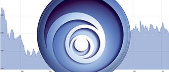 Chiffre d'affaires Ubisoft au premier trimestre