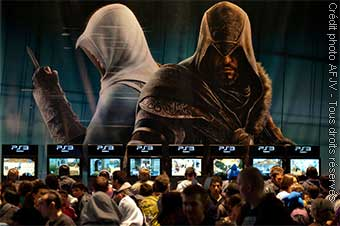Stand Ubisoft Paris Games Week