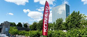 Konami ouvre un nouveau studio