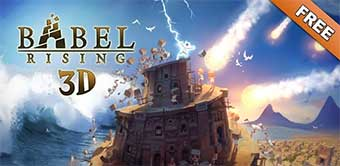 Babel Rising 3D Free : 1 million de téléchargements