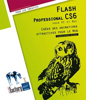 Flash Professional CS6 pour PC et Mac