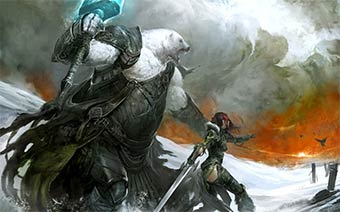 Guild Wars 2 (concept art)