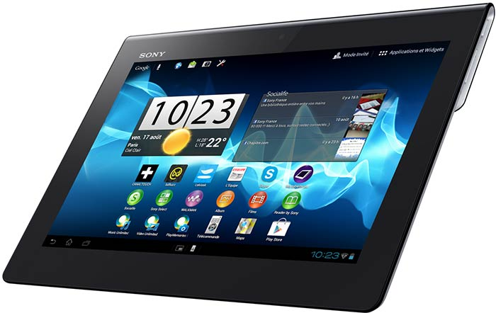 Tablette Sony Xperia