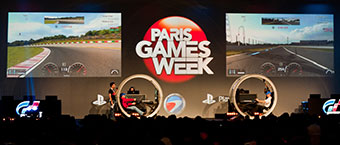 3eme edition du Paris Games Week