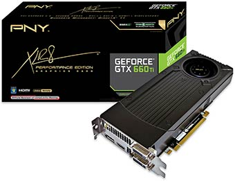 PNY GeForce GTX 660