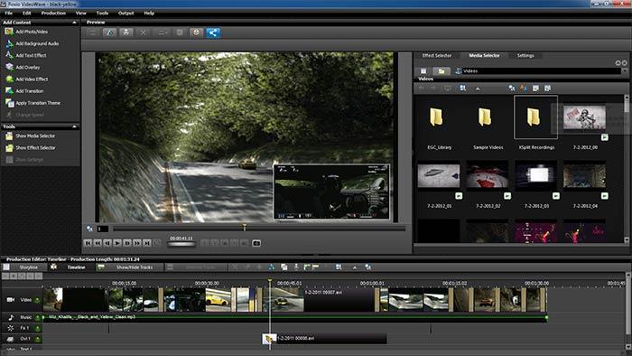 Pc pour montage video pro for Ordinateur pour montage photo