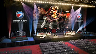 Tournoi Tekken Tag Tournament 2 à l'ESWC