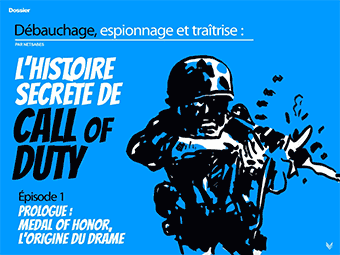 Canard Console - L'hsitoire secrète de Call of Duty
