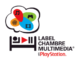 Label Chambre Multimédia PlayStation