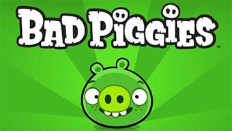 Fausse version de la suite d'Angry Birds - Bad Piggies