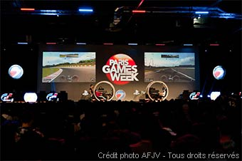 ESWC à la Paris Games Week