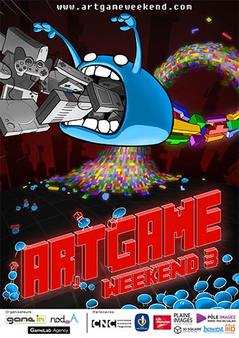 ArtGame weekend 3