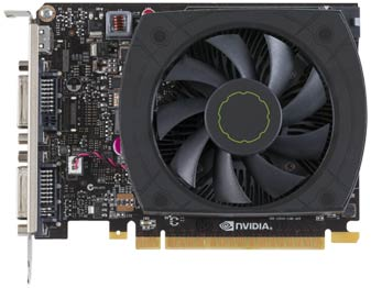 Carte GeForce GTX 650 Ti