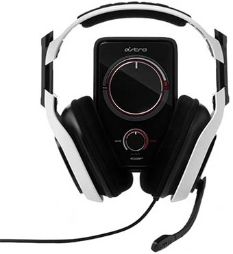 Casques Astro Gaming A40