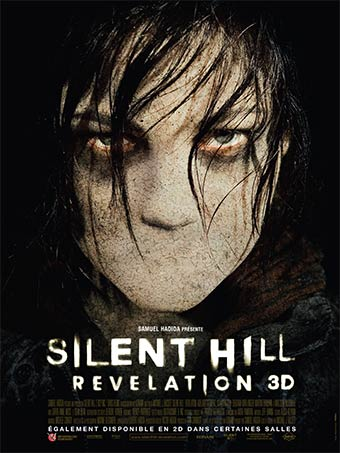 Silent Hill - Revelation 3D, affiche officielle