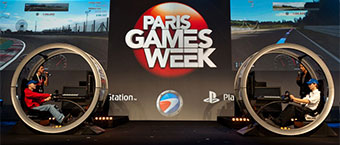Paris Games Week edition 2012