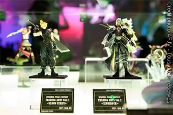 Figurines Square Enix