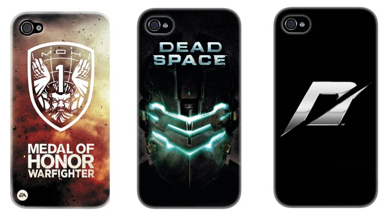 Coques iPhone jeux Electronic Arts