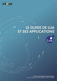 Le guide de Lua et ses applications (livre)
