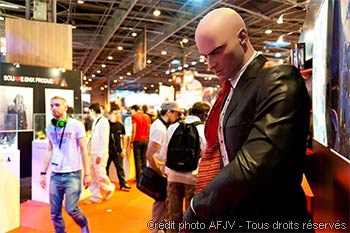 Stand Square Enix Paris Games Week