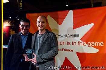 Game Paris Awards 2011