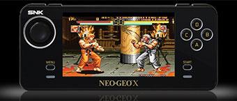 La Neogeo X Gold arrive