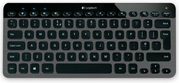 Logitech Bluetooth Illuminated Keyboard K810