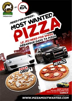 Most Wanted Pizza