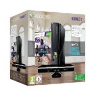 Pack Xbox 360 4 Go Nike+ Kinect Training
