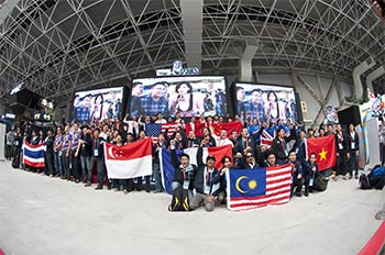World Cyber Games - Kunshan - Chine (image 3)