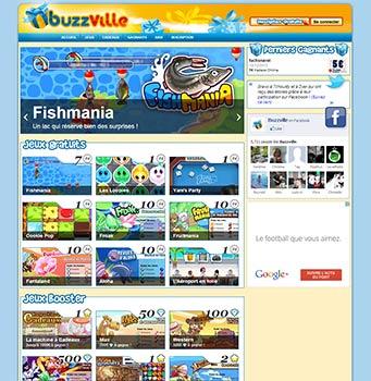 Buzzville le site de jeux gratuits en ligne fait peau neuve - Jeux de poney ville gratuit ...