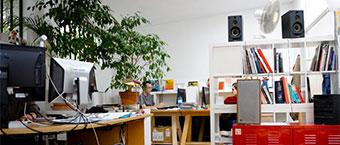Mise en place d'un espace de coworking