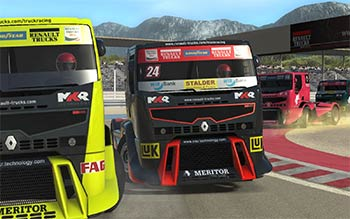 Truck Racing by Renault Trucks (image 1)