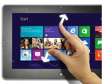Tablette Gigabyte Windows 8 S1082