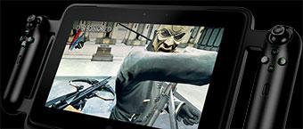 Razer Edge: une tablette, un PC, une console
