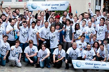 Global Game Jam Paris (image 2)