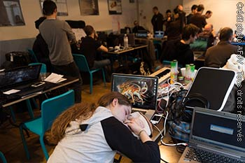 Global Game Jam 2013 Paris (image 6)