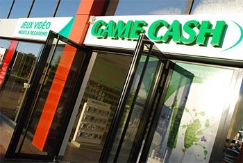 Magasin Game Cash