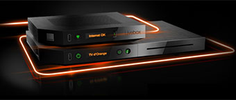 Nouvelle Livebox Play d'Orange