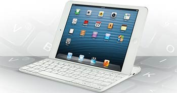Clavier Logitech Ultrathin Keyboard mini pour iPad mini