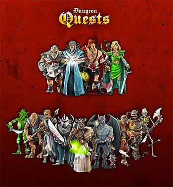 DungeonQuests