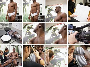 Yannick Nyanga est Prophet (Making of)