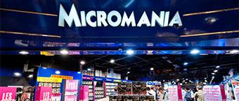 Micromania ouvre 44 nouveaux magasins