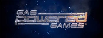 Gas Powered Games (logo)