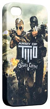 Coque iPhone Army of Two