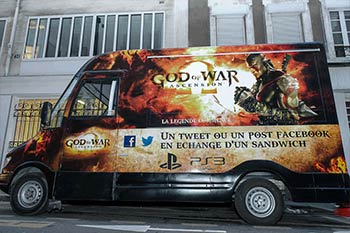 Food Truck God of War (image 2)